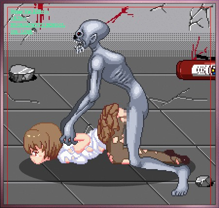 android hentai gifs – fucked by alien