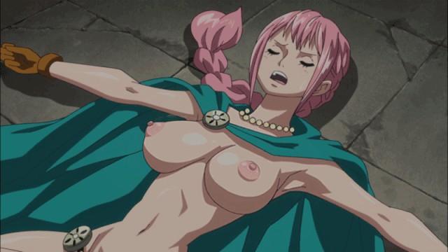 anime gif panties drop – rebecca panting