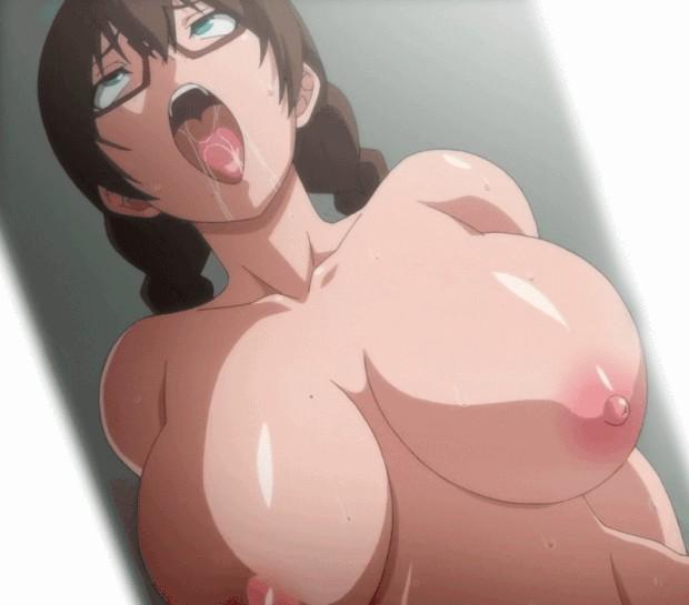 animw hentai fucking maid gif – hot brunette ahegao