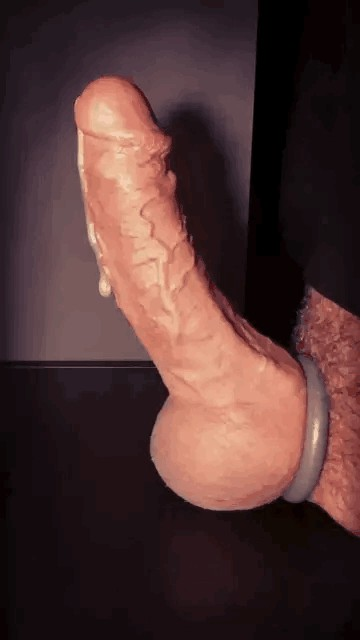 feeding a dog anime gif – thick veiny white cock cumming
