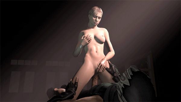 jojo bizarre adventure anime gif – resident evil jill valentine video game gif blond