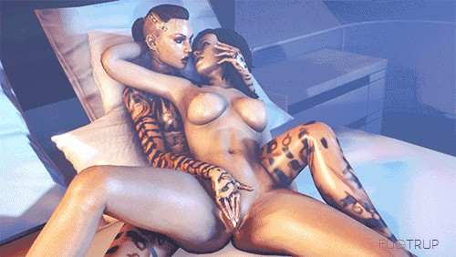 crying in the club anime gif – mass effect porn / hentai